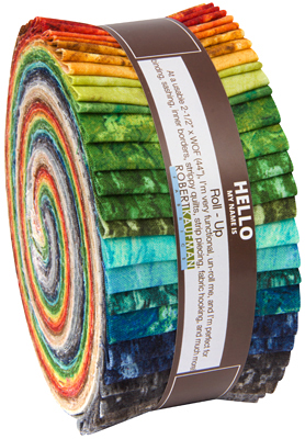 Robert Kaufman Vincent Van Gogh Roll Up 2 5 Quot Fabric Quilt