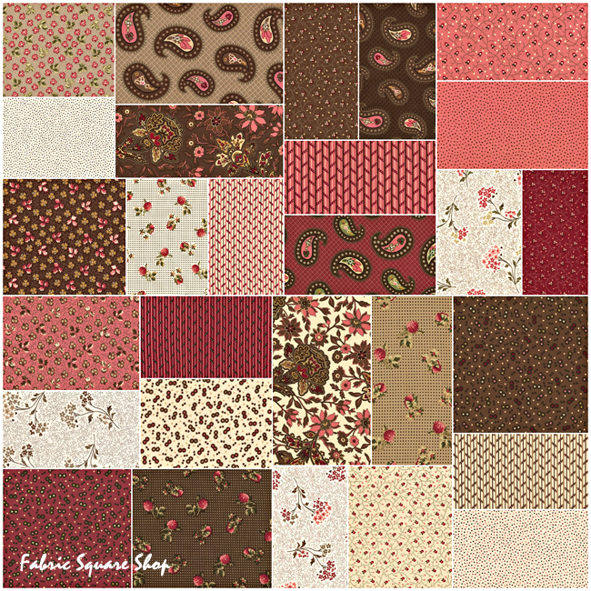 Robert kaufman sweet charlotte roll up 2 5 fabric quilt for Fabric store charlotte nc